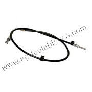 Cable embrague con funda