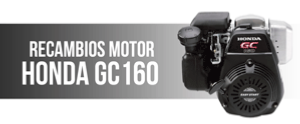 Repuestos Motor GC160
