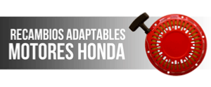 Repuestos adaptables HONDA