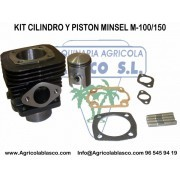 KIT CILINDRO PISTON M100